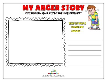 MY ANGER STORY!