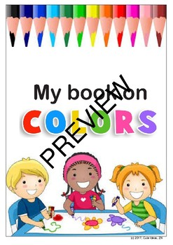 MY BOOK ON COLOURS PREVIEW