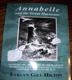 MY BOOK:ANNABELLE AND THE GREAT HURRICANE OF 1900 (GALVEST