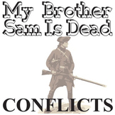 MY BROTHER SAM IS DEAD Conflict Graphic Analyzer - 6 Types