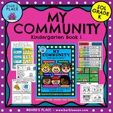 MY COMMUNITY ACTIVITY BOOK - Kindergarten Book 1