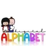 MY DIGITAL ALPHABET (Google Classroom DISTANCE LEARNING)