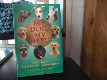 MY DOG, MY HERO   ISBN0-0-8050-6327-7