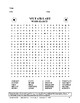 MY FAIR LADY Word Search FREE