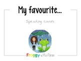 MY FAVOURITE...  - Speaking Cards