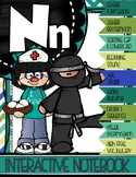 MY FIRST A to Z INTERACTIVE NOTEBOOK {Letter N}
