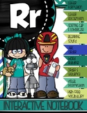 MY FIRST A to Z INTERACTIVE NOTEBOOK {Letter R}