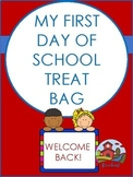 BACK TO SCHOOL ACTIVITY FOR FIRST AND SECOND GRADE