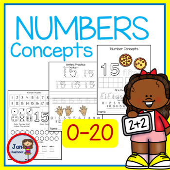 My First Numbers Binder Book