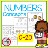Learn Number Concepts 0-20