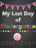 MY LAST DAY OF KINDERGARTEN HAT & INTERVIEW