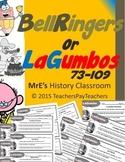 MY LOUISIANA LaGumbos 74-108 with answers