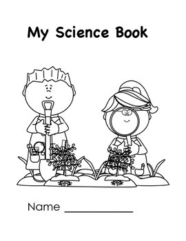 MY SCIENCE BOOK