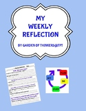 MY WEEKLY REFLECTION-PDSA