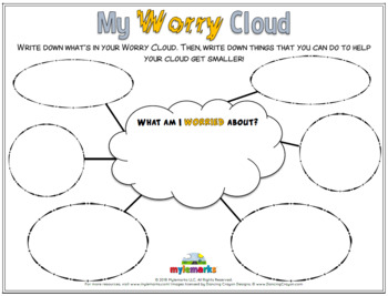 MY WORRY CLOUD (Anxiety)