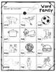 MY Word Family Flip Book: -AP