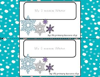 MY five senses: Winter