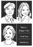 Myers-Briggs psychological assessment lesson plan for ESL classes