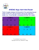 MYGEMS Math Mind Reader Game