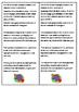 MYMC Math Goal Bookmarks