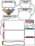 MYP Criteria D- Brainstorming Planner