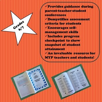 MYP English Assessment Portfolio