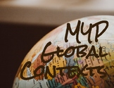 MYP Global Context Posters