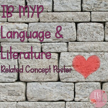 Myp Language And Literature Rubric Year 1