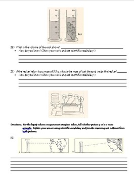 MYP:  Metric Measurement Unit Bundle!