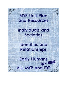 MYP Planner: Individuals and Societies/Identities and Rela