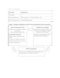 MYP Unit Planner Language B ***NEW Phases 1 & 2 School Life