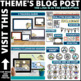 MYSTERY THEME Classroom Decor - EDITABLE Clutter-Free Clas