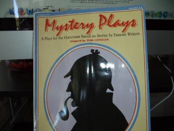 MYSTERY PLAYS        ISBN 0 590 20939 6