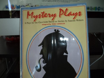 MYSTERY PLAYS        ISBN 0 590 20939 6