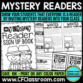 MYSTERY READER PRINTABLES | PARENT VOLUNTEER | MYSTERY READER LETTER TO PARENTS