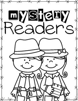 MYSTERY READER PRINTABLES | PARENT VOLUNTEER | MYSTERY READER LETTER TO PARENTS