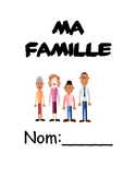 Ma Famille - French Unit