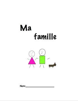 Ma Famille mini projet