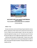 """""""Ma Liang and the Magic Paintbrush"""" Story for the Art Classroom"""