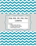 Ma, Me, Mi, Mo, Mu Lotería (Spanish Syllable BINGO)