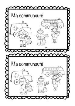 Ma communauté -  Easy reader