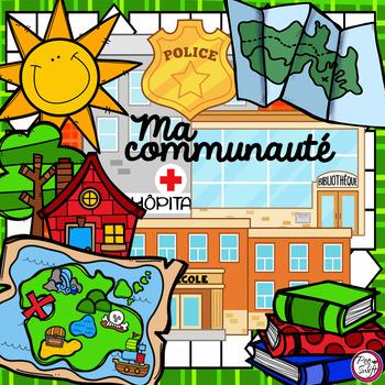 Ma communauté {Mapping Skills}