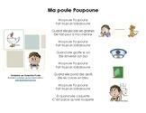 French song - Chanson: Ma poule Poupoune