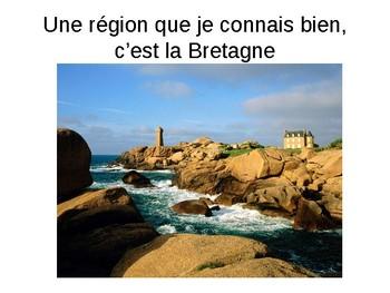 Ma region / My region / My area