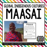 Maasai: Global Indigenous Cultures Informational Article