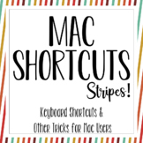 Mac Shortcuts - Stripes!