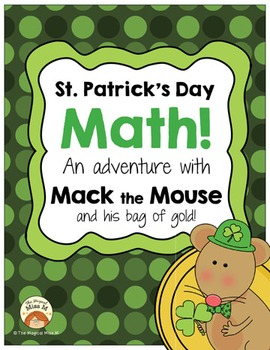 St. Patrick's Day Math! Place Value, Fact Families, Grouping, Even and Odd