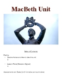 MacBeth Complete Unit