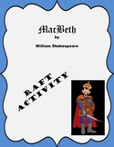 MacBeth RAFT Activity