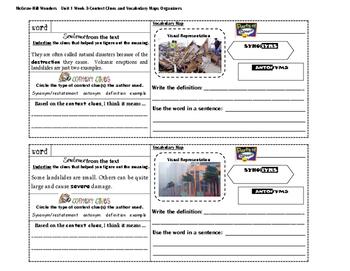 MacGraw Hill Wonders 4th Grade (Unit 1 Week 3)